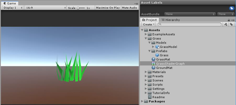 Shader Graph: Procedural Vertex Animation | GameAcademy school